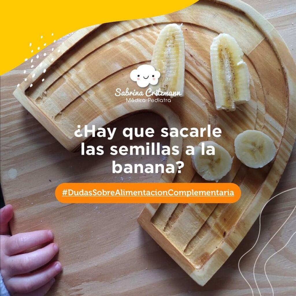 Semillas banana