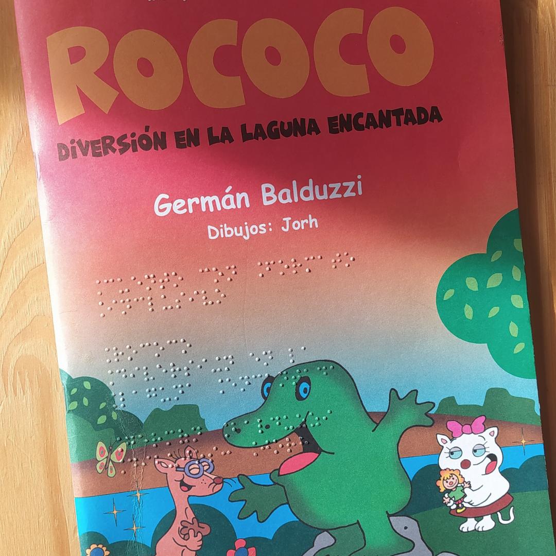 Rococo: Diversión en la laguna encantada