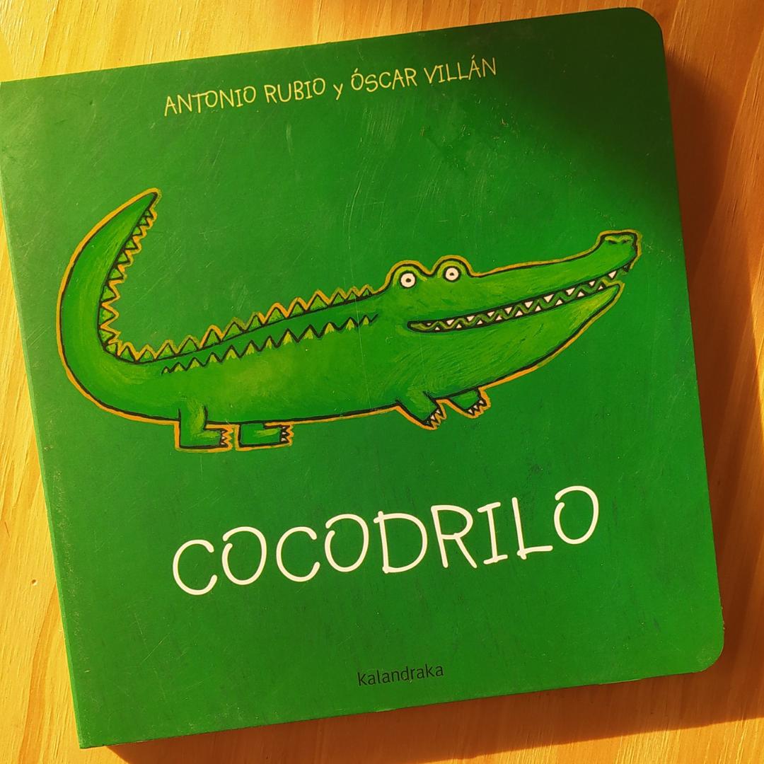 libro cocodrilo